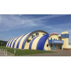 Спортивные сооружения, спорт-залы, бассейны