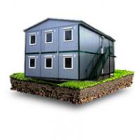 Модульные жилые здания