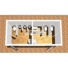 Туалетный модуль ТМ-11